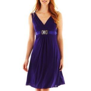 Scarlett Nite 12 Petite Dress NWOT